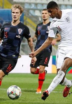 Kết quả bóng đá châu Âu rạng sáng 13/10: ĐT Croatia 0-
