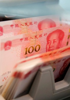Nhân dân tệ là đồng tiền yếu nhất châu Á