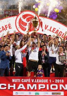 17h00 hôm nay, Gala Tổng kết các Giải Bóng đá chuyên nghiệp Quốc gia 2018: Lễ tôn vinh các danh hiệu!