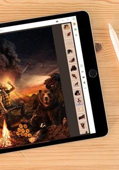Photoshop CC phiên bản đầy đủ sẽ có trên iPad vào năm 2019