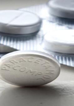 Cẩn trọng khi dùng thuốc giảm đau, hạ sốt