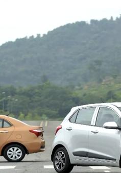 Triệu hồi hơn 11.500 xe Hyundai Grand i10 tại Việt Nam