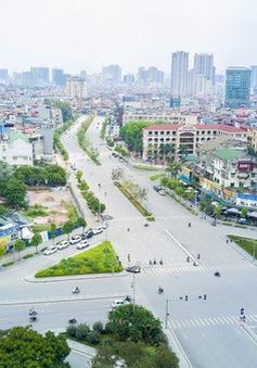 Hà Nội phân luồng tuyến đường Cầu Giấy
