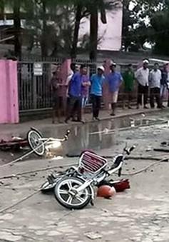 Kết luận nguyên nhân vụ 2 học sinh tử vong vì điện giật ở cổng trường