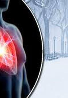 Thời tiết lạnh: gia tăng nguy cơ đột quỵ não