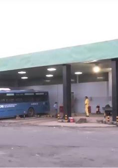 TP.HCM: Bất cập vị trí trạm bơm khí gas CNG cho xe bus
