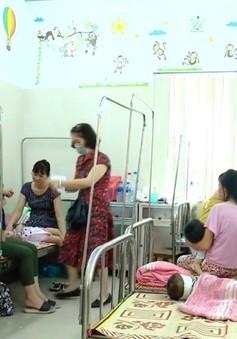 Trẻ mắc cúm A gia tăng tại Hà Nội