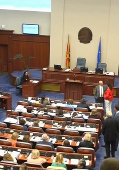 Quốc hội Macedonia thông qua đề xuất đổi tên nước