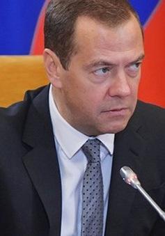 Thủ tướng Medvedev: EU thiệt hại 100 tỷ Euro do trừng phạt Nga