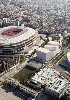 VIDEO Kế hoạch nâng cấp sân Nou Camp lên 105.000 chỗ ngồi