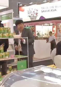 Hội chợ quốc tế - Kênh đưa nông sản Việt ra nước ngoài