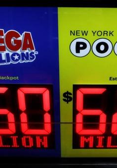 Giải xổ số Mỹ có giá trị kỷ lục 1,6 tỷ USD