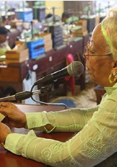Nghề đọc sách ở các công xưởng xì gà Cuba