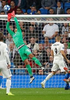 Ở Champions League, Bernabeu vẫn là thánh địa của Real Madrid