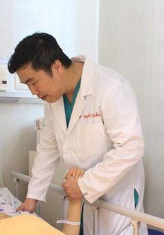 Vỡ túi phình động mạch não, sản phụ phải sinh con sớm