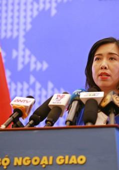 Việt Nam trả lời về tiến trình ký Hiệp định EVFTA
