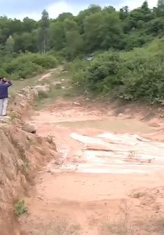 Dự án cao tốc Đà Nẵng - Quảng Ngãi: Nhiều doanh nghiệp lấy đất thi công không chịu hoàn thổ