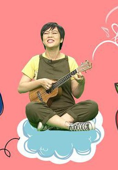 Chương trình Là la lá - giúp trẻ học cách cảm thụ âm nhạc
