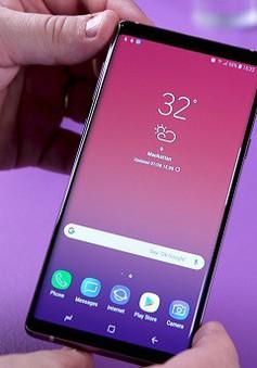 """6 tính năng trên Samsung Galaxy Note 9 """"ăn đứt"""" iPhone"""