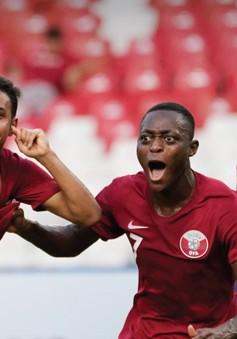 Tứ kết U19 châu Á 2018: U19 Qatar 7-3 U19 Thái Lan: Mưa bàn thắng