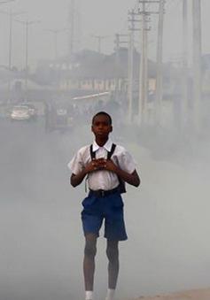 Ô nhiễm không khí ảnh hưởng tới 90% dân số thế giới