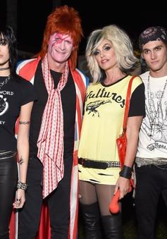 Những trang phục ấn tượng dịp Halloween của dàn sao Hollywood