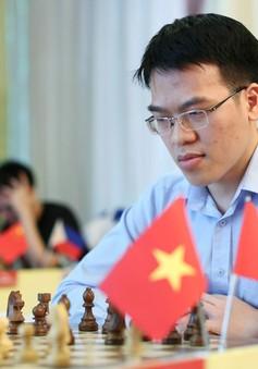Lê Quang Liêm đứng thứ 15 chung cuộc tại giải cờ vua Isle of Man
