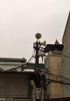 70% người dân được khảo sát ở Hà Nội ủng hộ bỏ loa phường