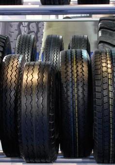 Lốp ô tô Việt Nam xuất khẩu có nguy cơ bị điều tra bán phá giá