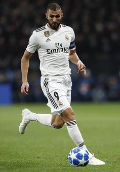 """Hàng công Real Madrid """"cùn"""" nhất 11 năm qua"""