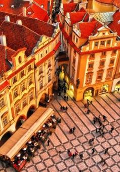 5 lý do bạn nên lạc lối ở Prague vào mùa Thu