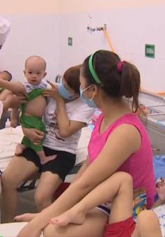 TP.HCM: 97% trẻ trên 9 tháng tuổi mắc sởi không được tiêm ngừa