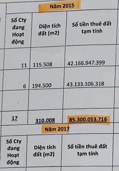 Khu liên hiệp thể thao Quốc gia nợ 72 tỷ đồng tiền thuê đất