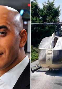 Tội phạm khét tiếng vượt ngục bằng trực thăng bị bắt giữ sau 3 tháng lẩn trốn
