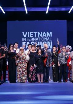 Nhìn lại những dấu ấn của Tuần lễ thời trang quốc tế Việt Nam Thu - Đông 2018