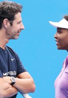 HLV của Serena Williams đề xuất thay đổi trong môn quần vợt
