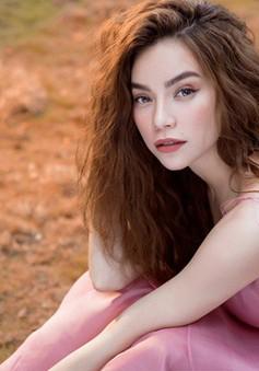 Hồ Ngọc Hà đẹp tựa nữ thần trong loạt ảnh mới