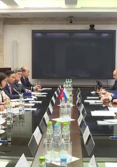 Tăng cường hợp tác Việt Nam - Nga