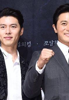 Jang Dong Gun chia sẻ trải nghiệm đóng cùng bạn thân Hyun Bin
