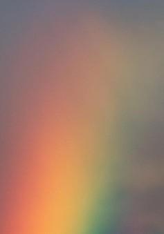 Độc lạ: Khoảnh khắc cầu vồng cực hiếm xuất hiện trên bầu trời