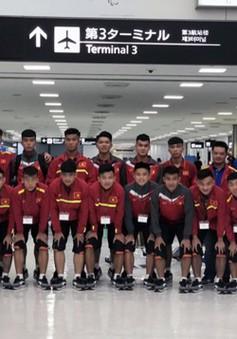 Lịch thi đấu của ĐT U17 Việt Nam tại Giải bóng đá quốc tế U17 Jenesys 2018