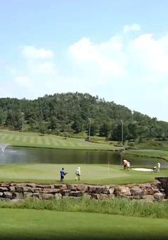 Du lịch golf - Thị trường ngách thu hút khách nước ngoài