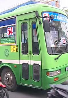 TP.HCM sẽ thí điểm 2 làn đường dành cho xe bus