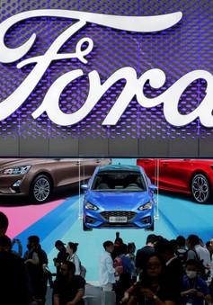 Ford công bố kế hoạch cắt giảm nhân viên trên quy mô toàn cầu