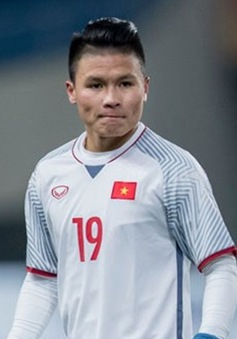 Tiền vệ Quang Hải muốn vô địch AFF Cup 2018 cùng ĐT Việt Nam