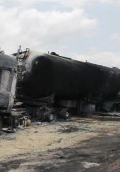 Đâm xe bồn chở dầu ở Congo, ít nhất 50 người thiệt mạng