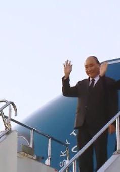 Thủ tướng đã tới Nhật Bản, dự Hội nghị Mekong - Nhật Bản