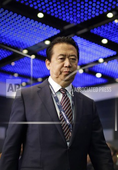 Interpol yêu cầu Trung Quốc cung cấp thông tin về Chủ tịch bị mất tích