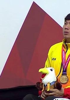 ASIAN Para Games 2018: Phá kỷ lục châu Á, Võ Thanh Tùng giành HCV thứ 2