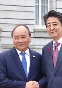 Nhất trí nâng cấp hợp tác 5 nước Mekong - Nhật Bản lên quan hệ đối tác chiến lược